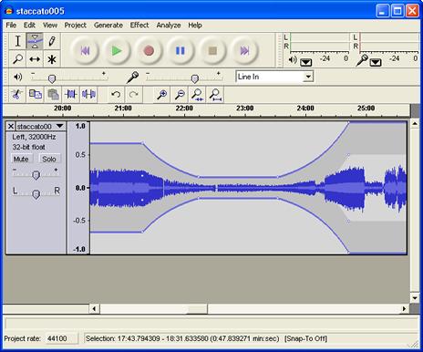 Free Audio Editing Software – Web Development Blog