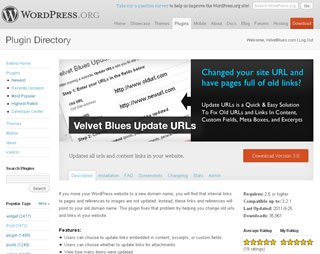 How to create a page in wordpress plugin